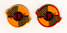 IKKF Kobudo Patches